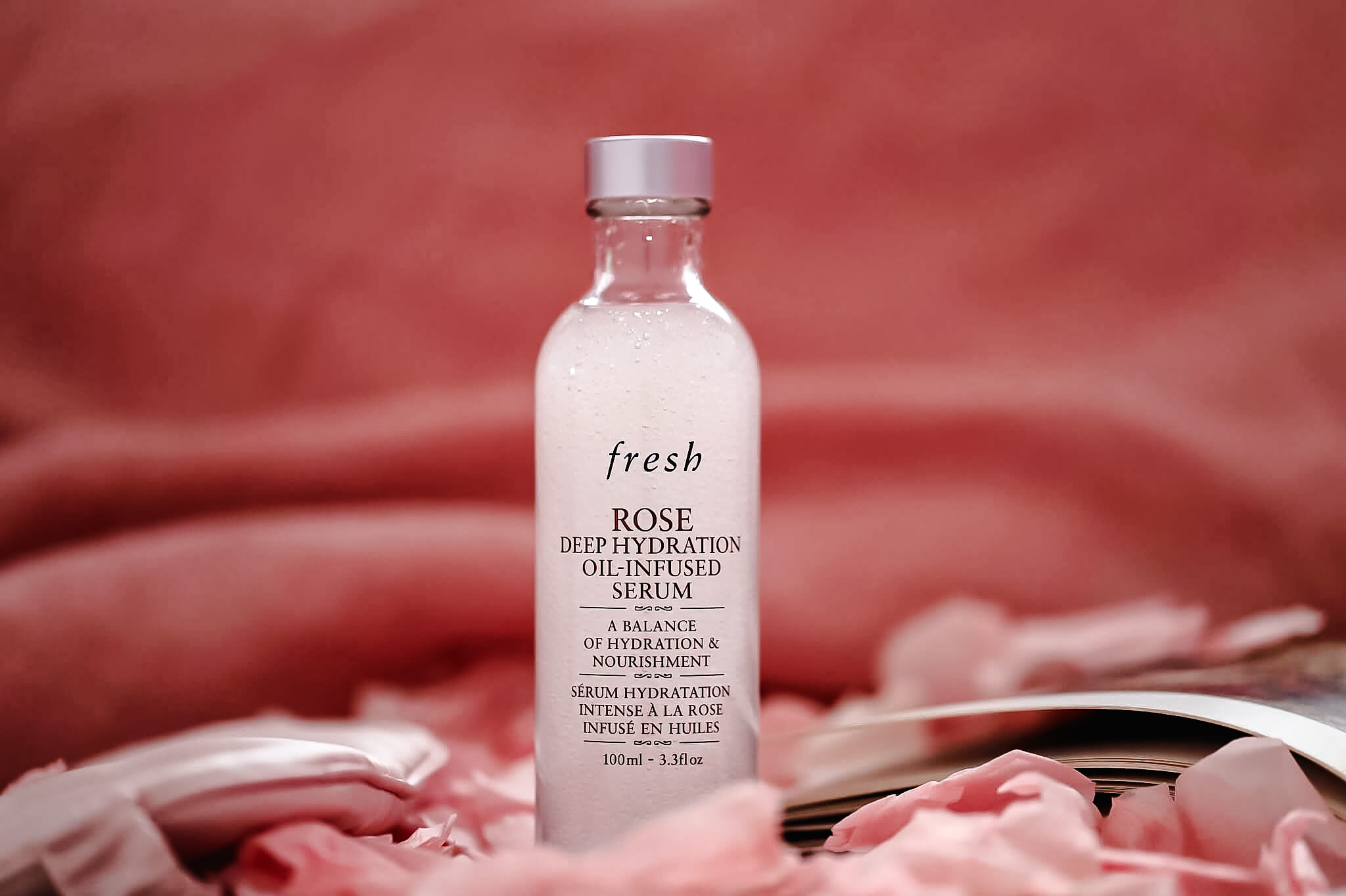 Rose Deep Hydratation Oil Infused Serum