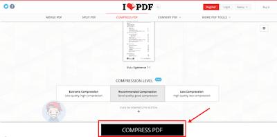 Cara Mudah Mengecilkan Ukuran File PDF Tanpa Software