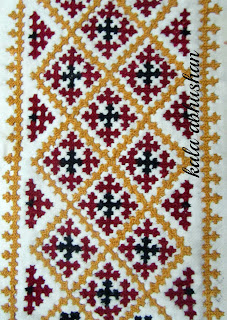 kutchwork , indian embroidery