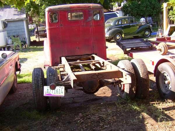 Craigslist Seattle Cars By Owner >> 1949 Diamond T 306 Truck | Auto Restorationice