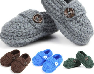Turn Your Hobby of Making Handmade Knitted Crochet Baby Shoes Into Business