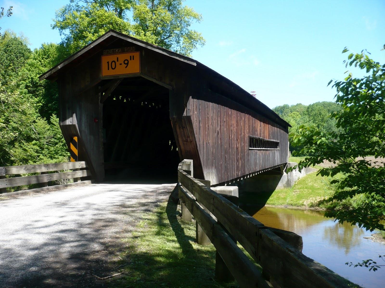 2dodges2go 5 25 13 Covered Bridges In Ohio