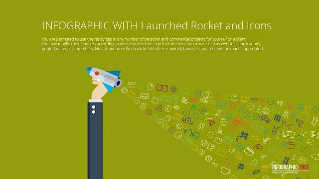 Rocket in hand
