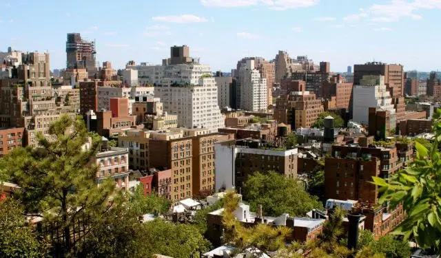 Greenwich Village New York, USA