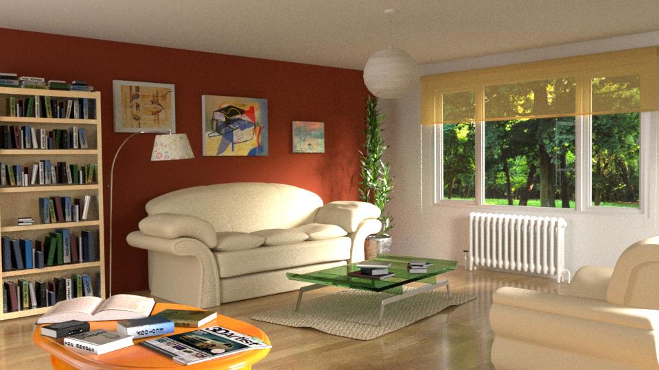 Libération de mon Living room modèlisé et rendu Cycles Living_room8