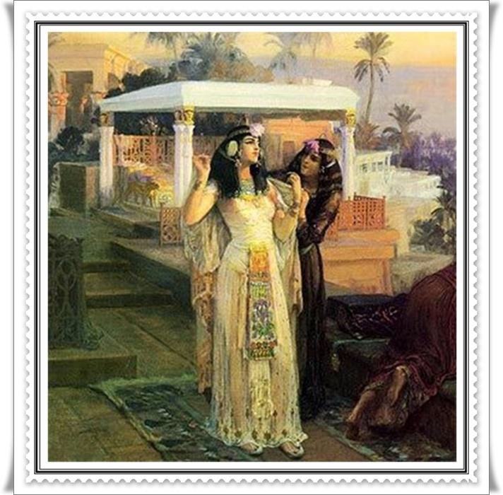 Historias de amor: Cleopatra y Marco Antonio