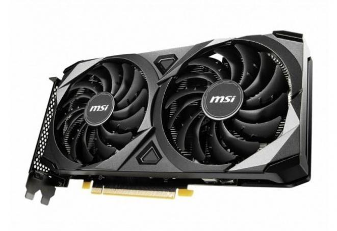 MSI RTX 3060Ti Ventus 2X OCV1 GPU