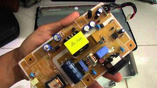 Cara Memperbaiki LED TV Samsung Kerusakan Mati Standby