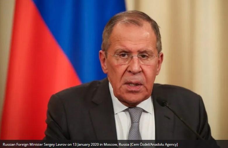 menteri luar negeri rusia
