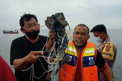 Pesawat Sriwijaya Hilang, Basarnas Fokus Sisir Pulau Lancang dan Pulau Laki