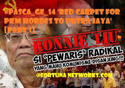 """<img src=""""FortunaNetworks.Com.jpg"""" alt=""""#PascaGE14 'Red Carpet For PKM Hordes To Putra Jaya' [Part 1]"""">"""