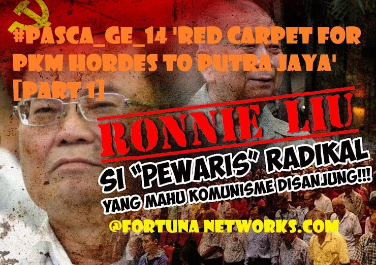 #PascaGE14 'Red Carpet For PKM Hordes To Putra Jaya' [Part 1]