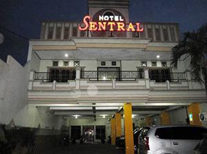Gambar, Harga Penginapan Murah Di Sentral Hotel Kediri