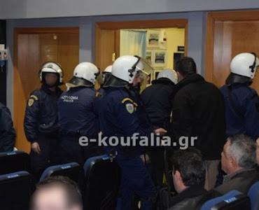 Θεσσαλονίκη : «Θορυβημένος» Α. Γεωργιάδης, ακύρωσε όλες τις εκδηλώσεις λόγω... αντιδράσεων οπαδών του ΠΑΟΚ [Εικόνες]