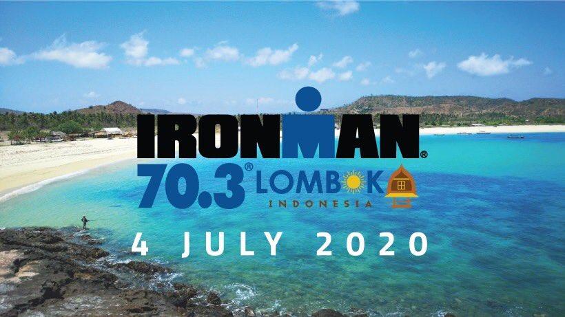 Ironman 70.3 Lombok • 2020