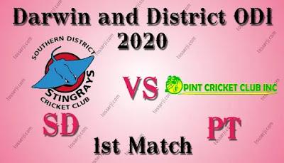 Who will win SD vs PT 1st ODI Match