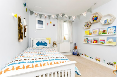 Easy Idea For Furnishing a Child's Bedroom3