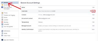 Cara Mengganti Username Facebook di Android