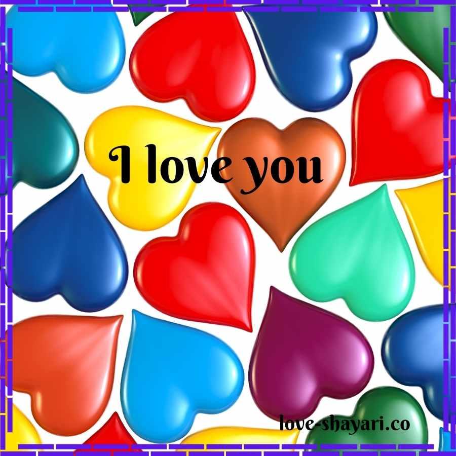 photo i love you