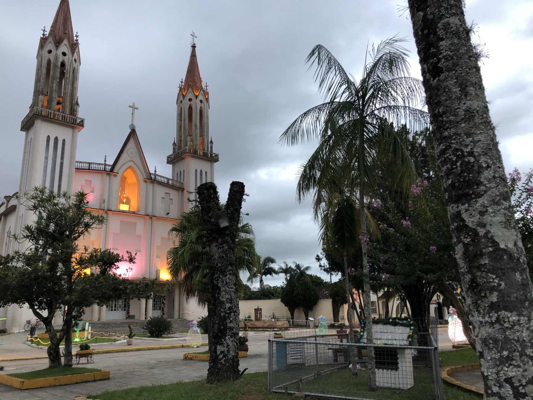 Igreja Matriz de Praia Grande-SC