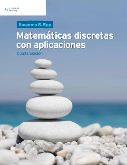 Matemáticas Discretas con Aplicaciones 4 Edición Susanna Epp en pdf