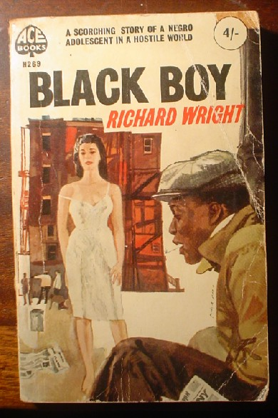 A literary analysis of the black boy by richard wright