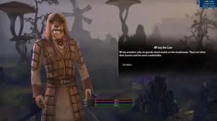 Elder Scrolls Online,M'aiq the Liar,
