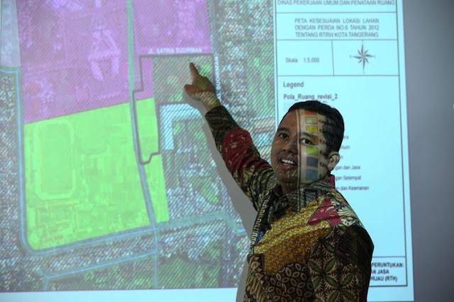 Wali Kota Tangerang Anggap Kemenkumham Tidak Butuh Pemkot