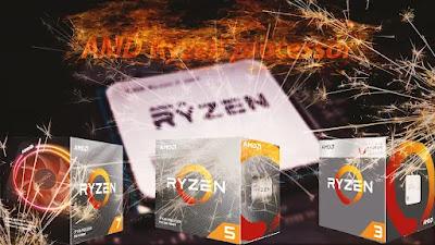 ماهى فئة (Consumer Processors) من AMD: