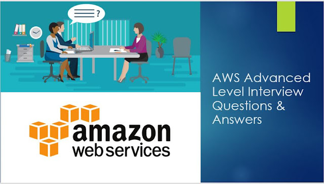 AWS Advanced Level Interview Questions & Answers