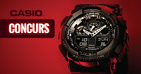 Castiga un ceas barbatesc Casio G-Shock