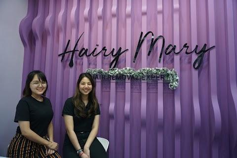 RAWATAN BUANG BULU DI HAIRY MARY PUBLIKA, YOUR HAIR REMOVAL EXPERT !