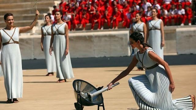 Κανονικά θα γίνει η τελετή αφής και λαμπαδηδρομία της Ολυμπιακής Φλόγας