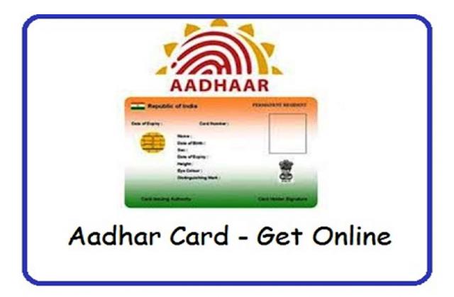 Aadhaar card online: How can I get my Aadhaar card online?