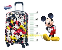 Logo ''LEGO ti invita a partecipare al concorso Vinci con Topolino'' : vinci 29 Trolley e non solo!
