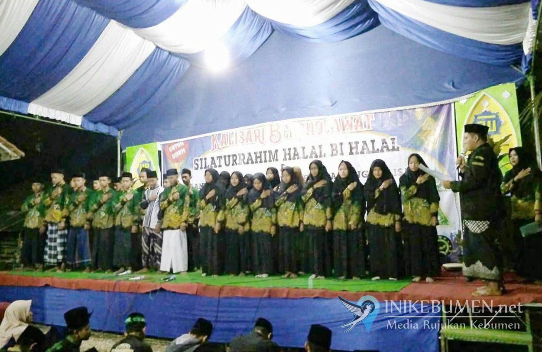 Resmi Dilantik, PR IPNU-IPPNU Kalisari Diminta Bantu NU Berdakwah
