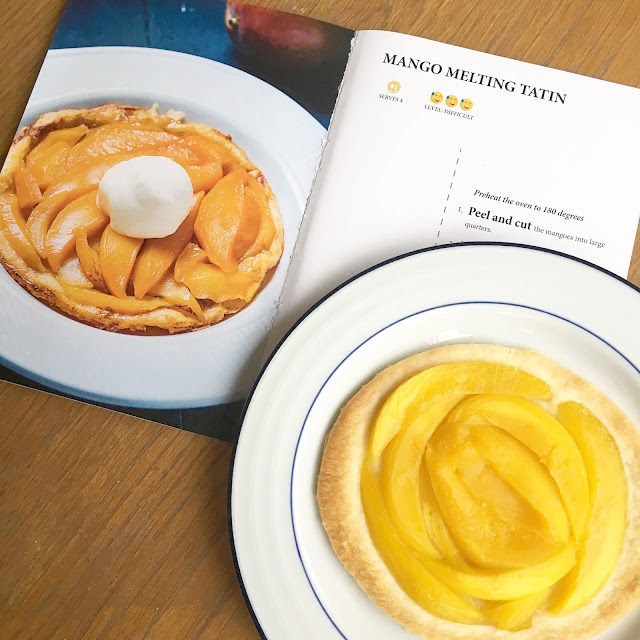 Mango-Melting-Tatin-Recipe