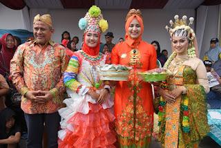 Bupati Faida Berharap Karnaval Mampu Jaga Persatuan dan Kesatuan Keutuhan NKRI