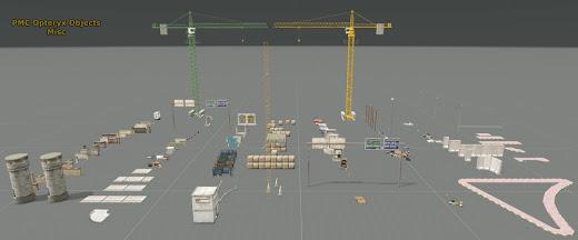 Arma3へ中東の建物を追加MOD