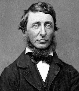 Paraphrasing Thoreau