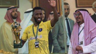 الأهلي السعودي يعلن رسميا ضم طلال العبسي نجم نادي التعاون