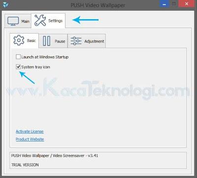 Cara membuat wallpaper bergerak / live wallpaper di PC windows 7/8/10 dengan mudah. live wallpaper membuat gambar menjadi lebih nyata terlebih lagi jika kita pasang pada PC kita maka itu akan mempercantik tampilan desktop.