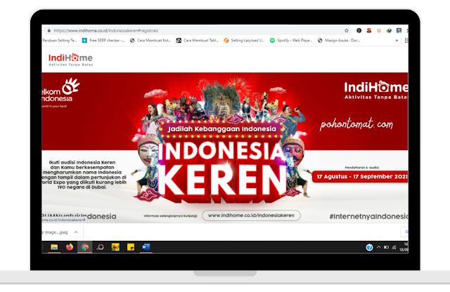 indonesia keren dubai