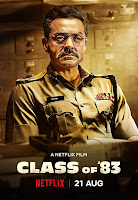 Class of '83 (2020) Full Movie [Hindi-DD5.1] 1080p HDRip ESubs Download