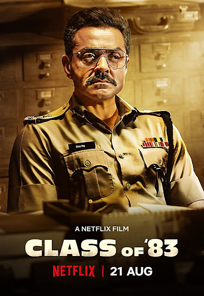 Class of '83 (2020) Full Movie [Hindi-DD5.1] 1080p HDRip ESubs Download