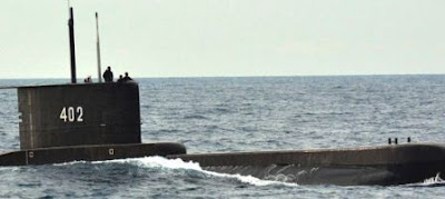 Revealed !!! This was the cause of the sinking of the KRI NANGGALA-402