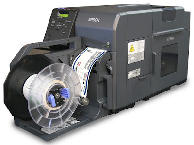 C7500 Label Printer