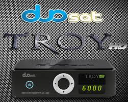 DUOSAT TROY HD NOVA ATUALIZAÇÃO V 2.10 - 20/01/2021
