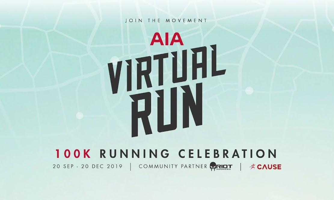 AIA Virtual Run • 2019