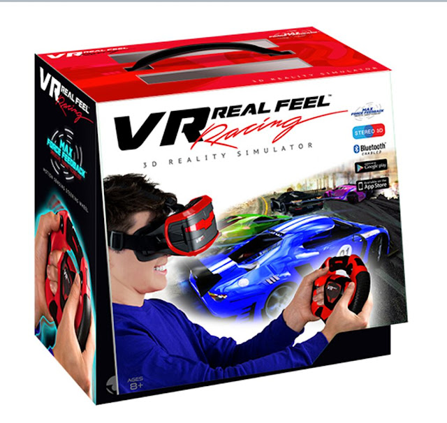VR Real Feel Virtual Reality Car Racing Gaming System REVIEW